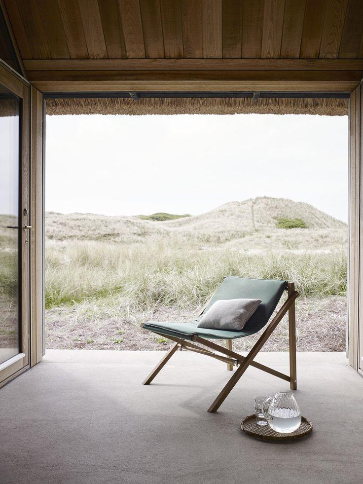 Aito Loungechair design by Elisa Honkanen.