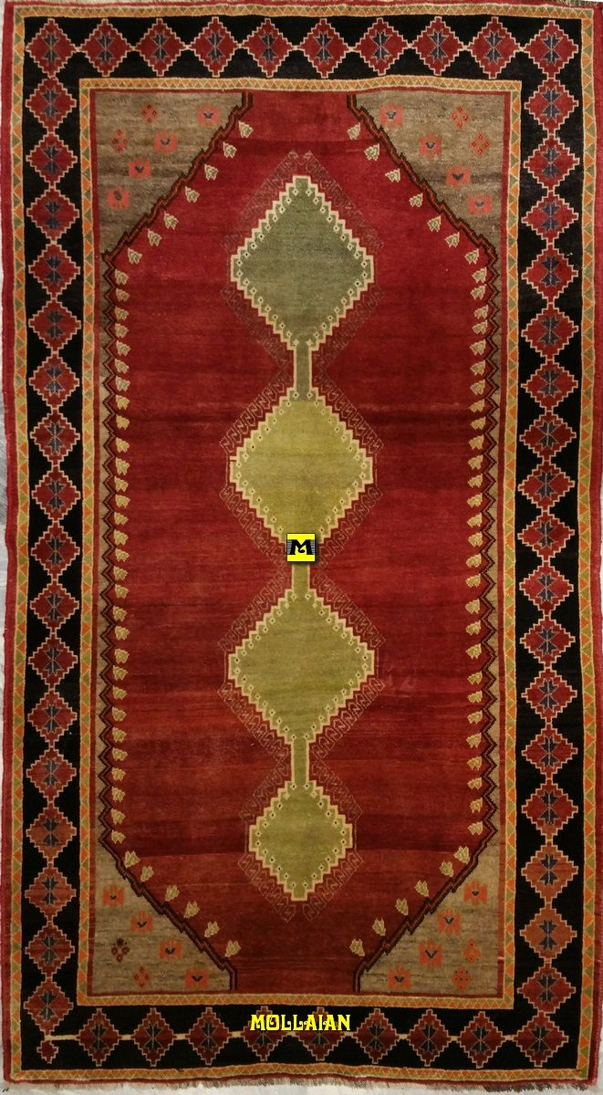 Mollaian Tappeti, Kashkuli d'epoca Persia 250x137
