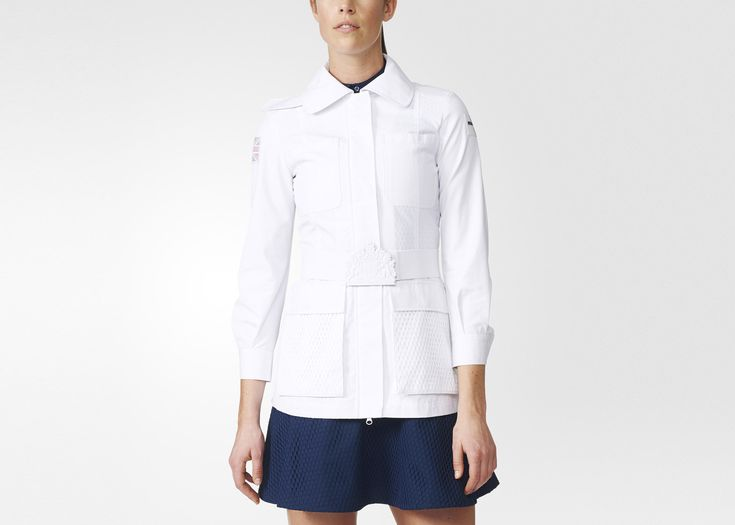 Stella McCartney and Adidas unveil Team GB outfits for opening ceremony