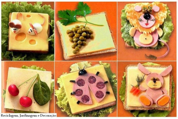 gyerekeknek szendvics
