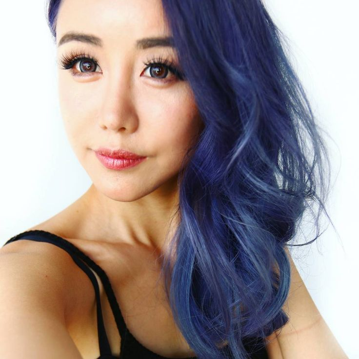 For My Blurple Hair By Englishhair Purplehair Greyhair