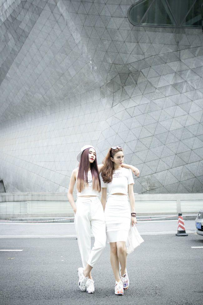 White on White - Yes Asian Street