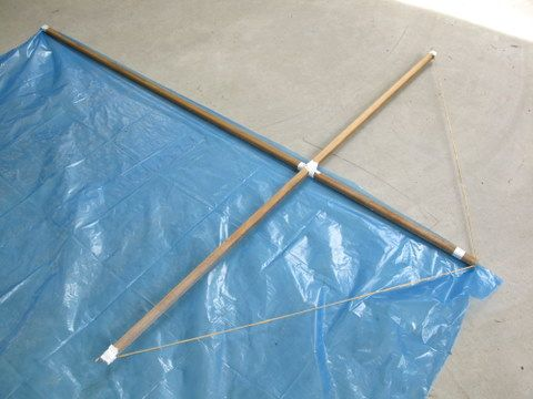 DIY Kite Designs: How To Make A Kite | Squawkfox (hacer una chiringa )