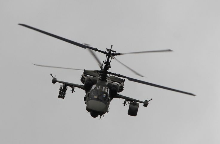 Russian Air Force Kamov Ka-50 - Google Search