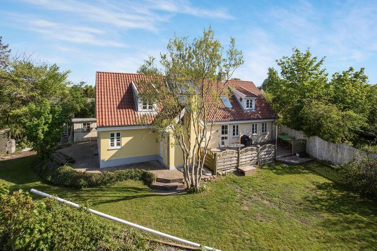 Villa på Høve Bygade i Asnæs - Ejendommen