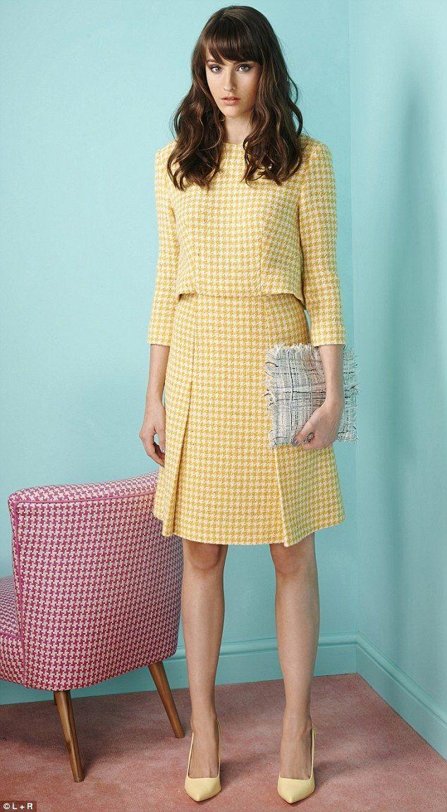 Dress, £275, eponinelondon.com; heels, £42, asos.com; bag, £70, hellenvan rees.com