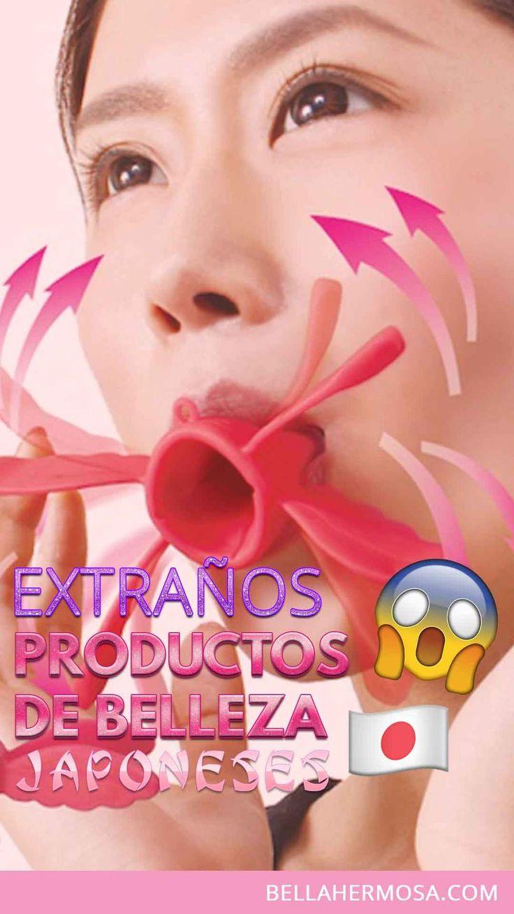 Conoce los productos más raros y bizarros de la belleza japonesa que prometen juventud y una mejor complexión. Encontraras gadgets que hacen tener una nariz respingada, eliminar las arrugas y más.¿Inverti...