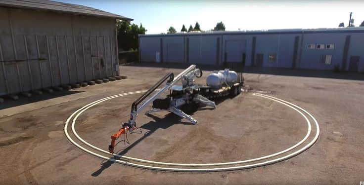 MIT's mobile 3D printer built the largest structure to date Your next house could be built by a robot. Following the recent success of San Francisco-based startup Apis Cor a team of MIT researchers have created a mobile autonomous 3D printer of their own. And to prove that the prototype works the team had it build a 12-foot tall 50-foot-wide igloo out of quick-setting foam  the largest such structure made by a robot to date.  The team recently published their work in the journal Science…
