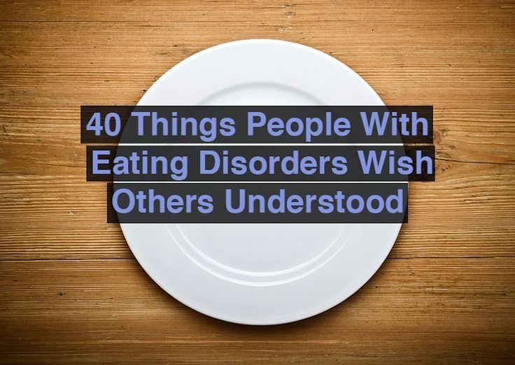 According to the National Eating Disorders Association, 20 million women and 10 million men in the United States have had a clinically significant eating disorder at some time in their lives. These disorders are real — not a fad, not a lifestyle choice — and are about so much more than being thin, despite what many think.  National Eating Disorder Awareness Week