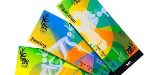 Rio olympics 2016 Games Tickets