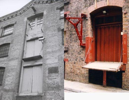 brick factory building Crane beam - Поиск в Google