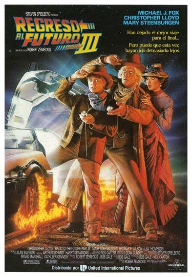"Regreso al futuro III (1990) ""Back to the Future Part III"" de Robert Zemeckis - tt0099088"