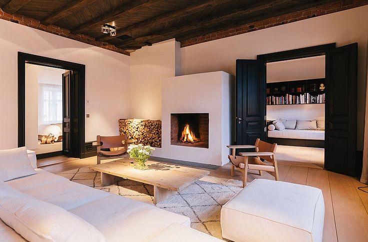 Die 48 besten Bilder zu Fireplace auf Pinterest moderne Kamine