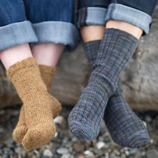 Basic Knit Sock Pattern : 175 best images about Knit Socks & Boot Toppers on Pinterest Knit socks...