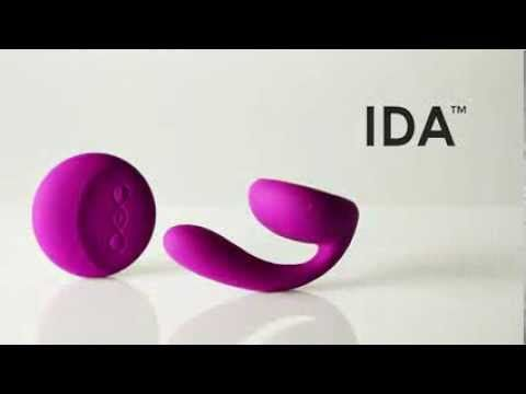 LELO Ida™ promises to put a whole new spin on the love lives of couples everywhere. Check out the launch video to find out how!