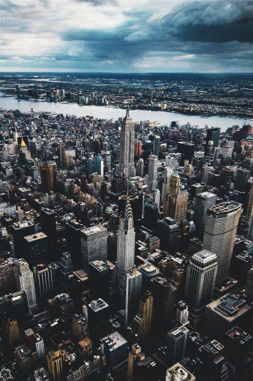 """ikwt: """"Midtown Manhattan (tomdurante) """""""