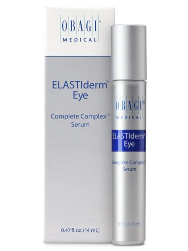 Real Beauty features OBAGI ELASTIderm Eye Complete Complex Serum as one of the best eye products.