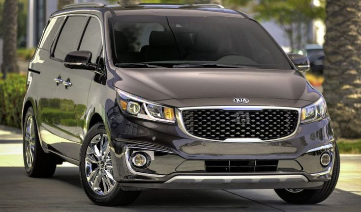 2018 Kia Carnival Specs, Release Date, Exterior and Price Rumor - Car Rumor