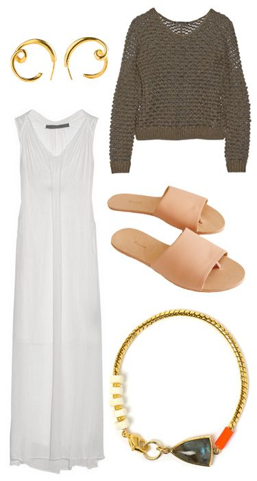 Weather Vain: What to wear in Malibu, California when it's 77 and Clear.