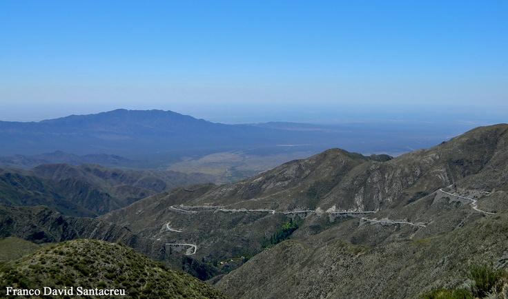 Caracoles de Villavicencio - Mendoza - Argentina