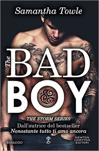 CrazyForRomance: The Bad boy di Samantha Towle, recensione in antep...