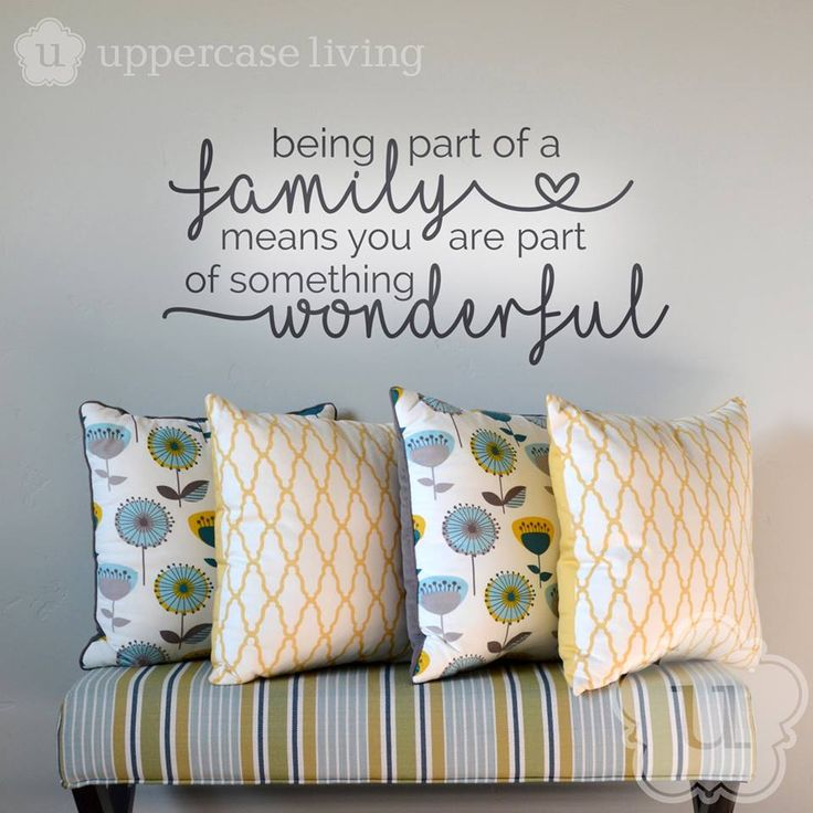 Family Love, Vinyl Projects, Living Room Vinyl, Project Ideas, Household,  Ideas For Projects