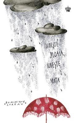 Esență rafinată de ploaie, infuzie subtilă de senzații și tandrețuri, reținere și voluptate, coliere de stropi, muze și creatori într-un dans imperial desprins din generozitatea nuanțelor sălbatice de cenușiu-optimist. Pentru că ploaia se iubește. Se ascultă.