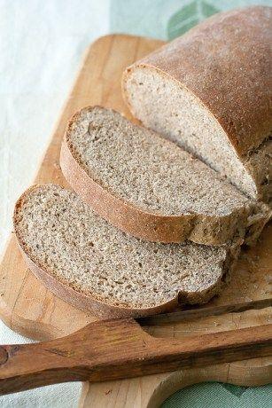 Zelfgemaakte Limpa (Zweeds roggebrood) - Kruimel: A Food Blog