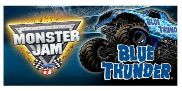 Lowes Build and Grow Clinic for Kids: FREE FreeBlue Thunder Monster Jam Truck Build!  GO===>http://thriftymommaramblings.com/2016/02/lowes-build-and-grow-clinic-for-kids-free-freeblue-thunder-monster-jam-truck-build/