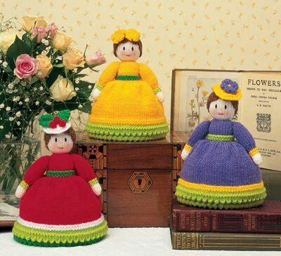 Little Topsy Turvey Dolls