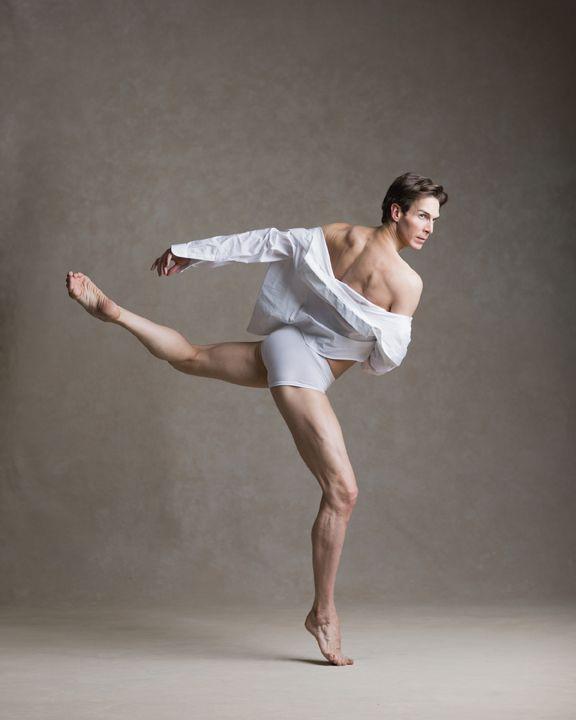 Evan McKie. Photo by Karolina Kuras.
