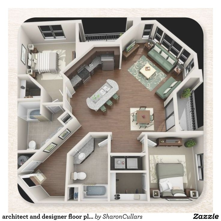 Create Your Own Paper Coaster Zazzle Com In 2021 Sims 4 House Design House Layout Plans Sims House Design
