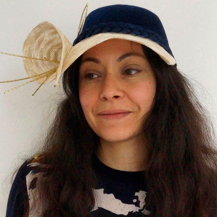 Head Costumes, Handmade headpieces by Alejandra Leon. Stockholm | Sweden
