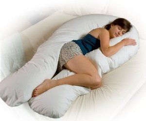 Comfort U Total Body Support Pillow (Full Size) $99.95