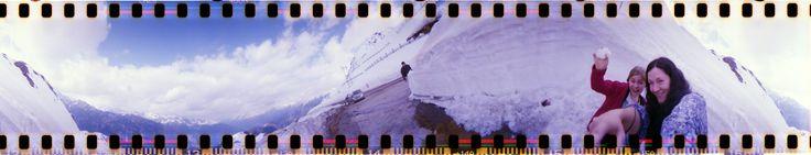 Testing the Spinner in South Tyrol (c) Lomoherz.de, lomo