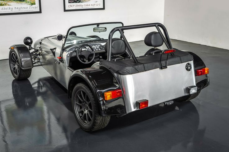 Caterham Seven 480 at Hillbank.  We're in love with this car and cannot wait to find the right owner for it.