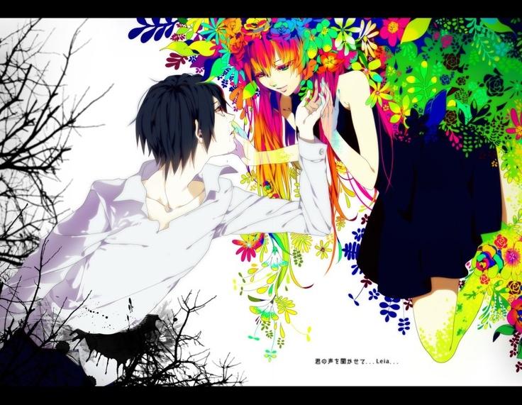Karis/love? [the love looks a bit too bright here, but. Feelz.]