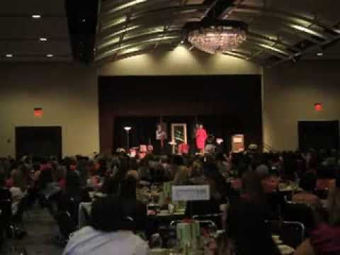 Jeanne Robertson Humorous Speech at Breast Cancer Awareness