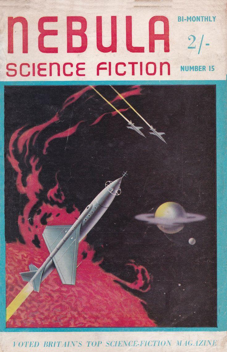 Nebula Science Fiction No.15 Jan 1956