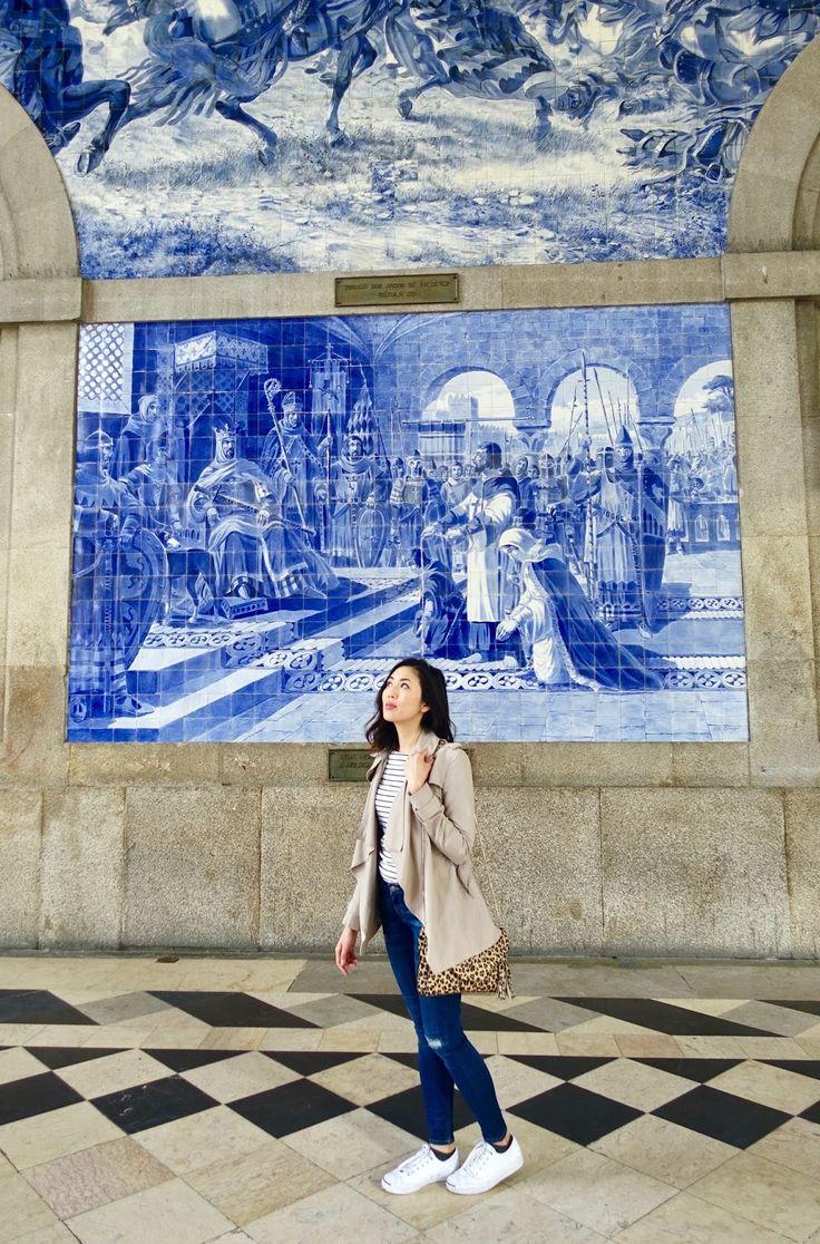 Porto City Break, Azulejo