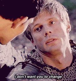 Arthur. Merlin Season 5
