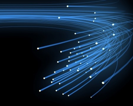 April 22 Optical Fiber Is First Used To Carry Live Telephone Traffic