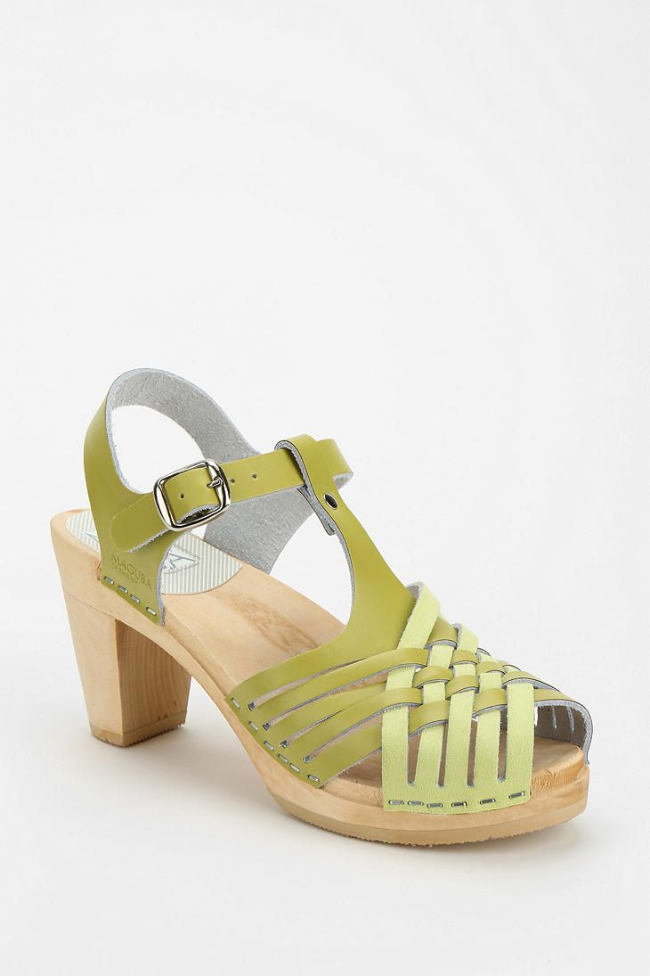 Valencia maguba clogs clogs sandals pinterest - Urban outfitters valencia ...