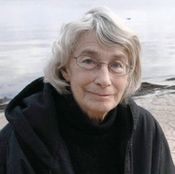 poet Mary Oliver  http://www.onbeing.org/program/mary-oliver-listening-to-the-world/7267