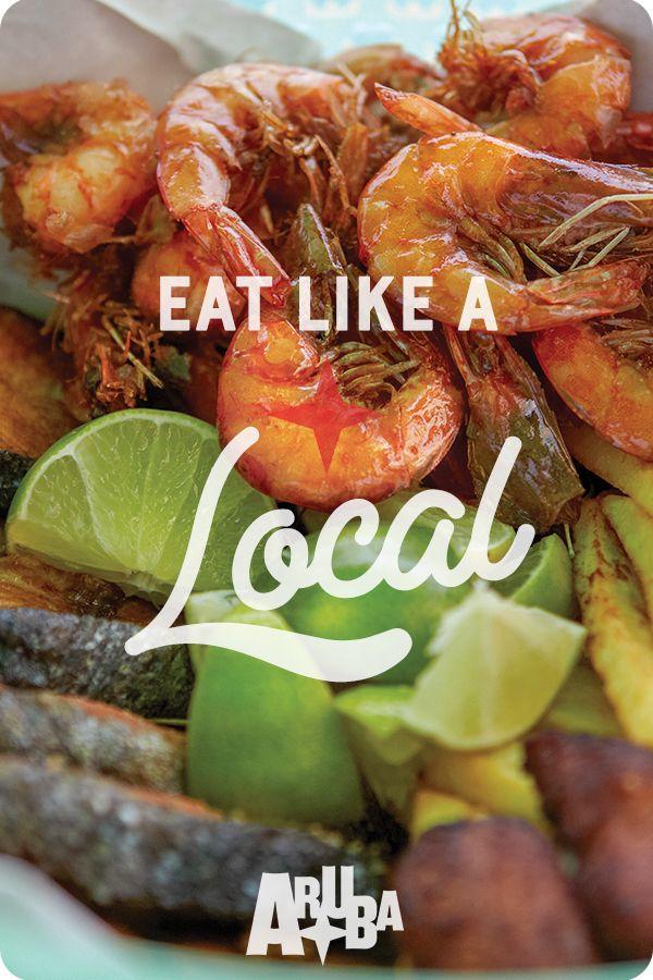 Eat Local Aruba Restaurant Month