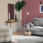 gentle fawn and raspberry diva dulux cosy country living room pinterest divas raspberries