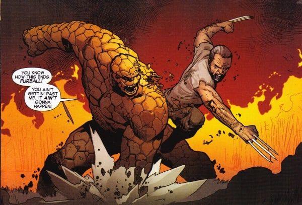 No Hawkeye, No Hulk: How Could Fox's 'Old Man Logan' Be Adapted?   moviepilot.com