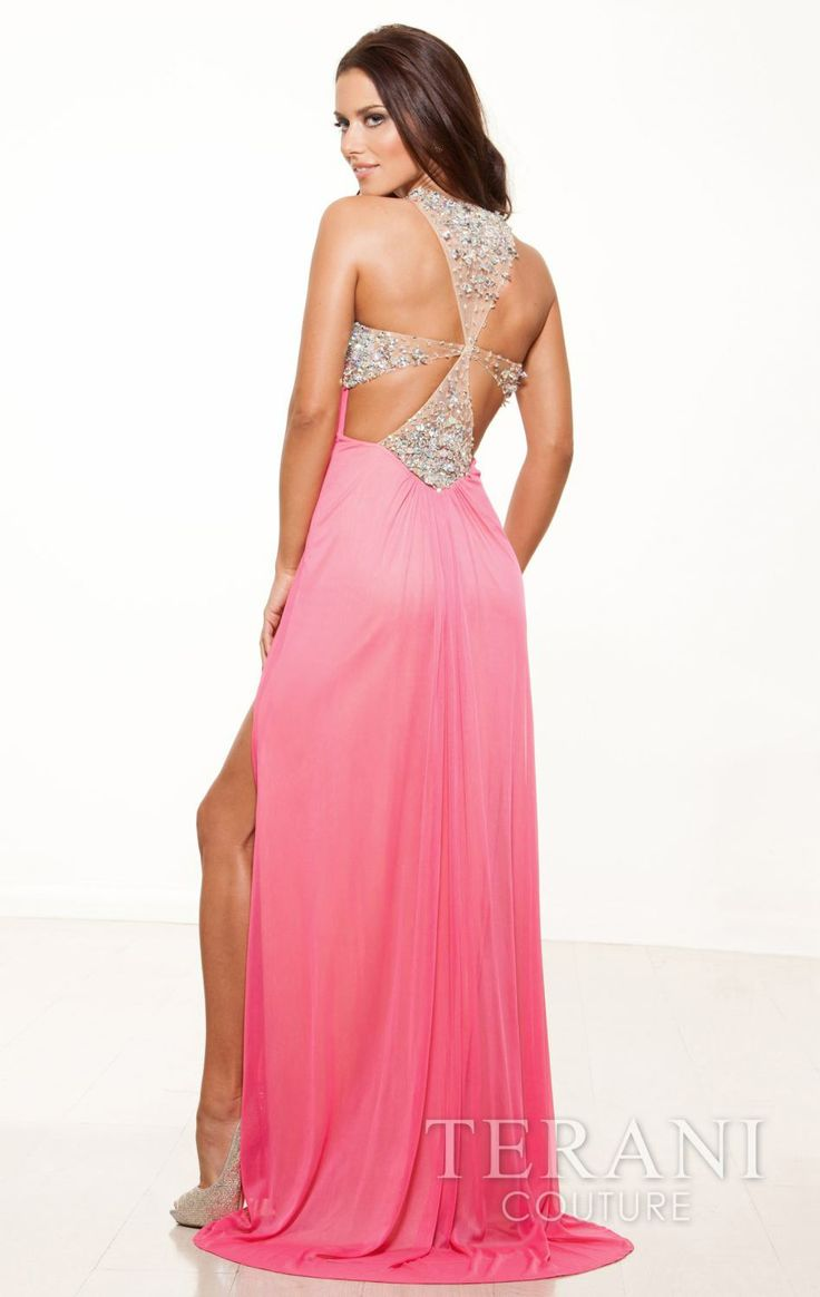 79 best Terani Couture Prom images on Pinterest | Corpiño, Escote y ...