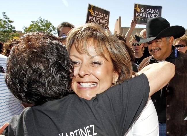 WHO IS NEW MEXICO'S RISING STAR: GOVERNOR SUSANA MARTINEZ AND HER ULTIMATE IMMIGRANT STORY