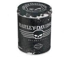 Krabice s víkem Harley Black
